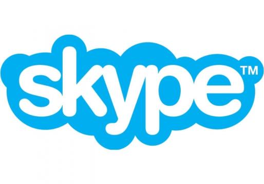 即时通信软件Skype标志LOGO图标图片免抠素材