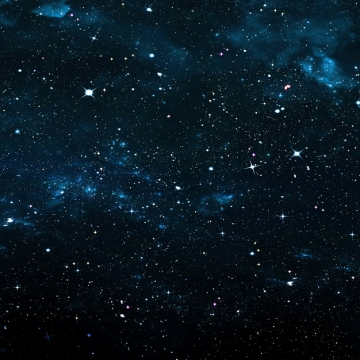 深蓝色夜晚的夜空星空天空981103png图片素材
