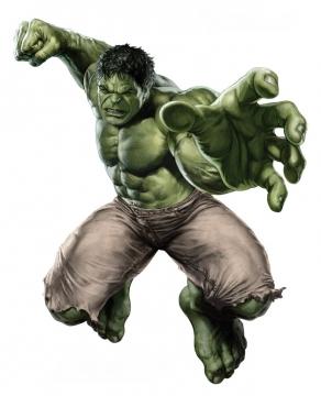电影中愤怒的绿巨人无敌浩克434656png免抠图片素材