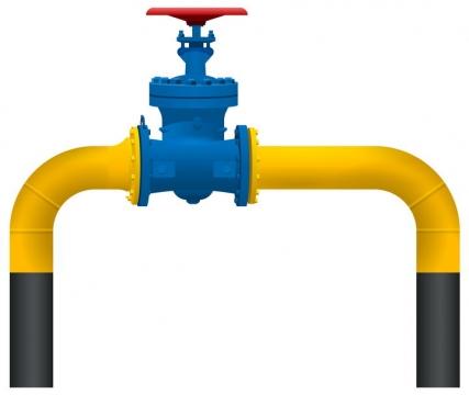 下水道自来水水管阀门图片免抠素材