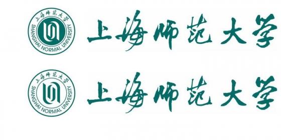 上海师范大学校徽png图片免抠素材