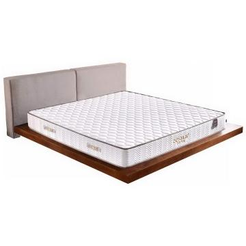 放在床板上的床垫png图片透明背景免抠素材
