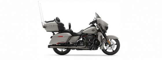 一辆灰色的警用摩托车模型792576png图片免抠素材
