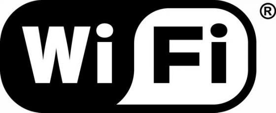 黑白色wifi标志png图片素材47733