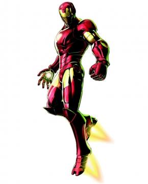漫威漫画中的钢铁侠战衣超级英雄图片免抠素材
