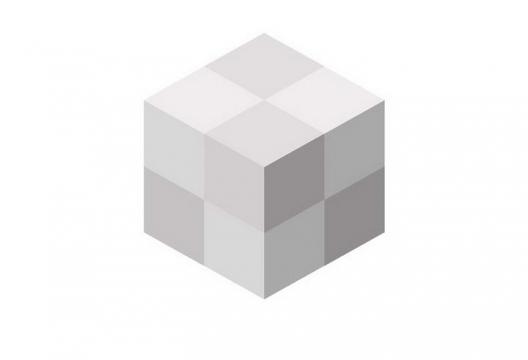 立体方块立方体图片免扣素材