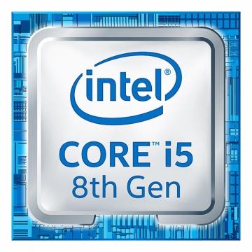 高清英特尔intel酷睿i5处理器电脑配件图片透明背景免抠素材
