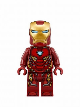 乐高玩具钢铁侠漫威超级英雄图片免抠素材