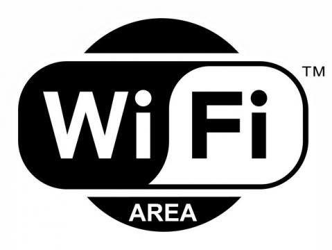 扁平化风格免费wifi标志png图片素材6578234