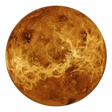 逼真的金星太阳系行星png图片素材