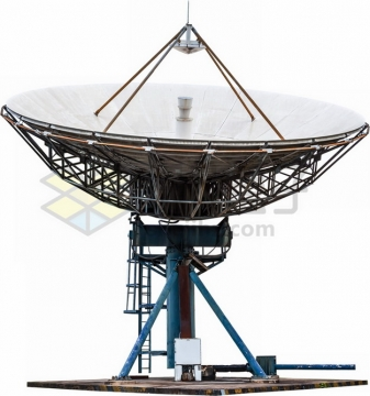 卫星地面站天线png图片素材