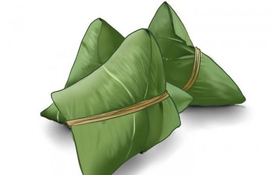 手绘风格端午节粽子图片免抠素材