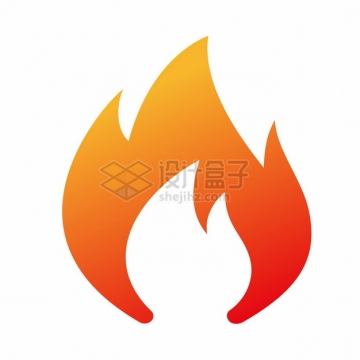 火焰图案符号301670png图片素材