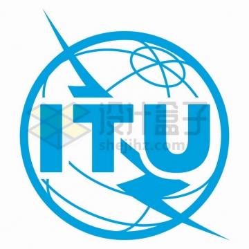 国际电信联盟ITU标志logo符号png图片素材