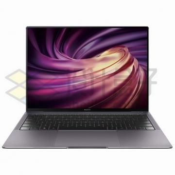 华为笔记本电脑matebook x pro正面图8739432png图片素材