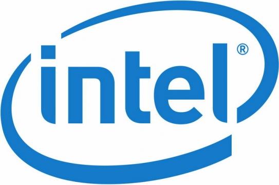 处理器厂家英特尔Intel世界品牌500强logo标志png图片免抠素材